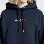 Женская толстовка Tommy Jeans Hoodie Expedition 6.0 Dark Sapphire фото- 8