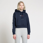 Женская толстовка Tommy Jeans Hoodie Expedition 6.0 Dark Sapphire фото- 6
