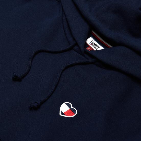Женская толстовка Tommy Jeans Modern Logo Hoodie Black Iris