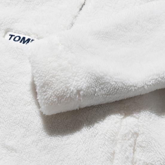 Женская толстовка Tommy Jeans Teddy Popover Marshmallow