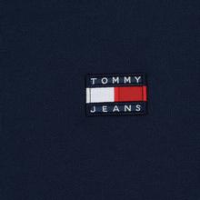 Женская толстовка Tommy Jeans Tommy Badge Crew Black Iris фото- 2