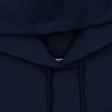 Женская толстовка Tommy Jeans Tommy Badge Hoodie Black Iris фото- 1