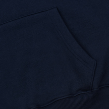 Женская толстовка Tommy Jeans Tommy Badge Hoodie Black Iris фото- 3