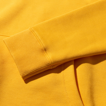 Женская толстовка Tommy Jeans Tommy Badge Hoodie Spectra Yellow фото- 2