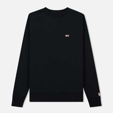 Женская толстовка Tommy Jeans Tommy Classic Crew Black