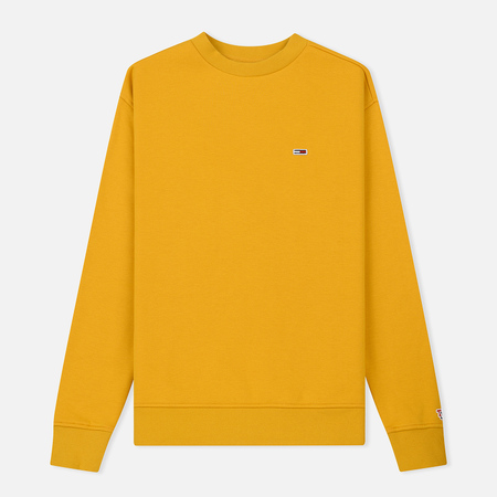 Женская толстовка Tommy Jeans Tommy Classic Crew Mango Mojito