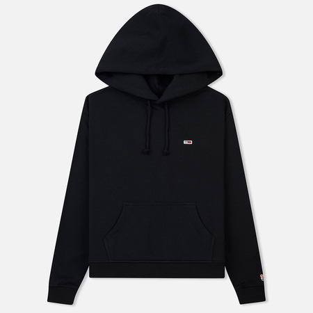 Женская толстовка Tommy Jeans Tommy Classic Hoodie Black