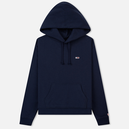 Женская толстовка Tommy Jeans Tommy Classic Hoodie Black Iris