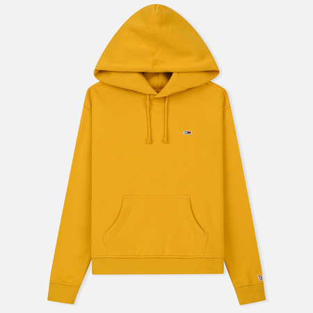 Женская толстовка Tommy Jeans Tommy Classic Hoodie Mango Mojito
