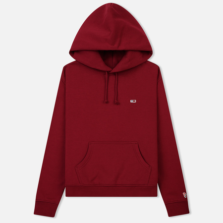 Женская толстовка Tommy Jeans Tommy Classic Hoodie Rumba Red