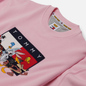 Женская толстовка Tommy Jeans x Looney Tunes Crew Neck Romantic Pink фото - 1