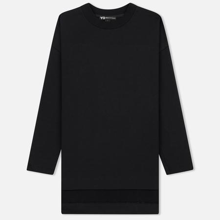 Женская толстовка Y-3 Bold Stripes Black