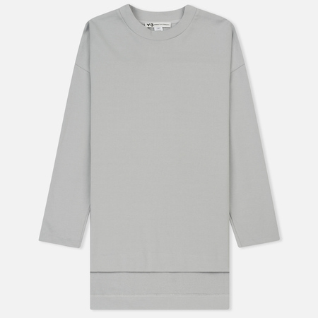 Женская толстовка Y-3 Bold Stripes Grey