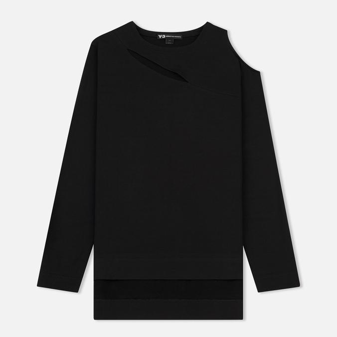 Женская толстовка Y-3 Cocoon Sweat Black