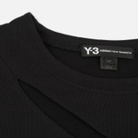 Женская толстовка Y-3 Cocoon Sweat Black фото- 1