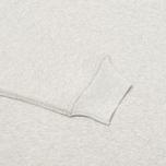 Женская толстовка YMC Bonded Zip Grey фото- 3