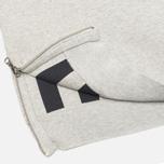 Женская толстовка YMC Bonded Zip Grey фото- 4