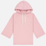 Женская толстовка YMC Hooded Sweat Pink фото- 0