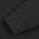 Женская толстовка YMC Side Zip Sweat Grey фото- 2