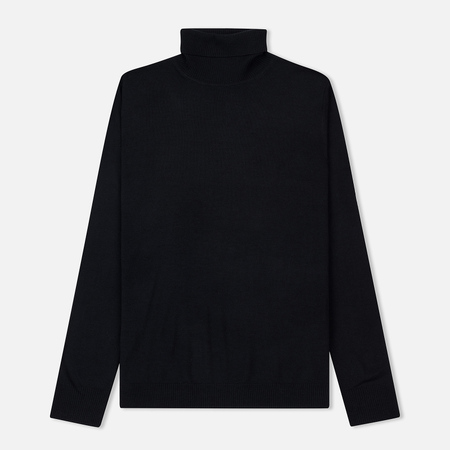 Женская водолазка Norse Projects Anja Merino Dark Navy