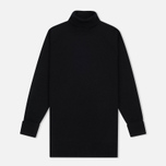 Norse Projects Fylla Boiled Women's Turtleneck Black photo- 0