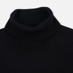 Norse Projects Fylla Boiled Women's Turtleneck Black photo- 1