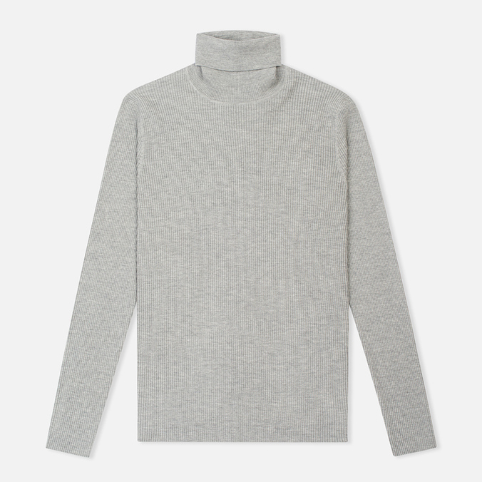 Женская водолазка Norse Projects Saga Rib Light Grey Melange