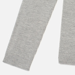 Женская водолазка Norse Projects Saga Rib Light Grey Melange фото- 3