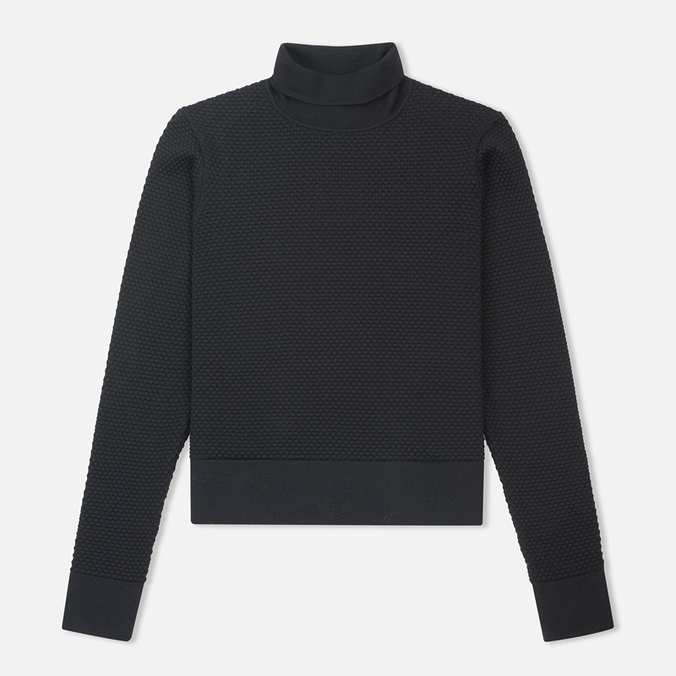 Женская водолазка Norse Projects Beate Bubble Stitch Black