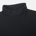 Женская водолазка Norse Projects Beate Bubble Stitch Black фото- 1