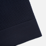 Женская водолазка Norse Projects Beate Bubble Stitch Dark Navy фото- 3