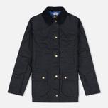 Женская вощеная куртка Barbour Lifestyle Catherine Wax Navy фото- 0