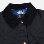 Женская вощеная куртка Barbour Lifestyle Catherine Wax Navy фото- 1