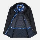 Женская вощеная куртка Barbour Lifestyle Catherine Wax Navy фото- 2
