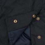 Женская вощеная куртка Barbour Lifestyle Catherine Wax Navy фото- 5