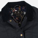 Женская вощеная куртка Barbour Monteviot Wax Navy фото- 2