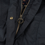 Barbour Monteviot Wax Women's Waxed Jacket Navy photo- 4