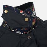 Женская вощеная куртка Barbour Monteviot Wax Navy фото- 3