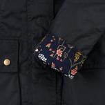 Женская вощеная куртка Barbour Monteviot Wax Navy фото- 7
