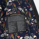 Женская вощеная куртка Barbour Monteviot Wax Navy фото- 8