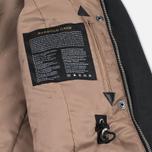 Женская вощеная куртка Barbour x Land Rover Wadeline Wax Black фото- 7