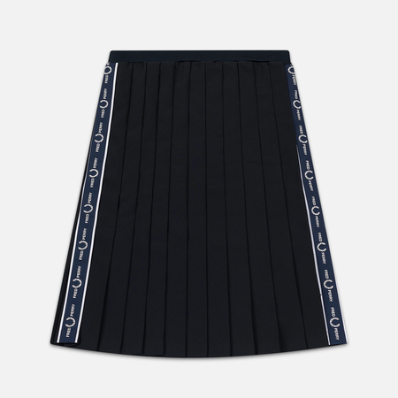 Женская юбка Fred Perry Taped Tennis Navy