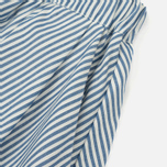 Женская юбка Maison Kitsune Cotton Stripes Estelle Blue Stripe фото- 2