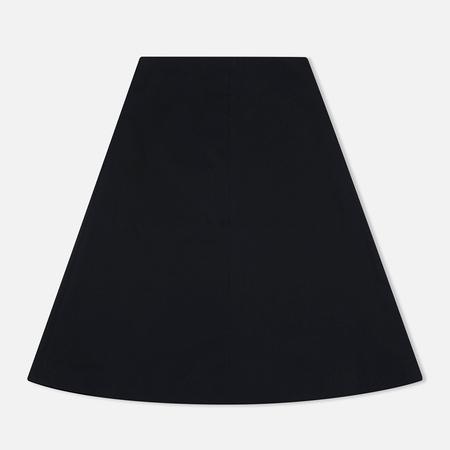 Norse Projects Nessa Cotton Skirt Twill Black