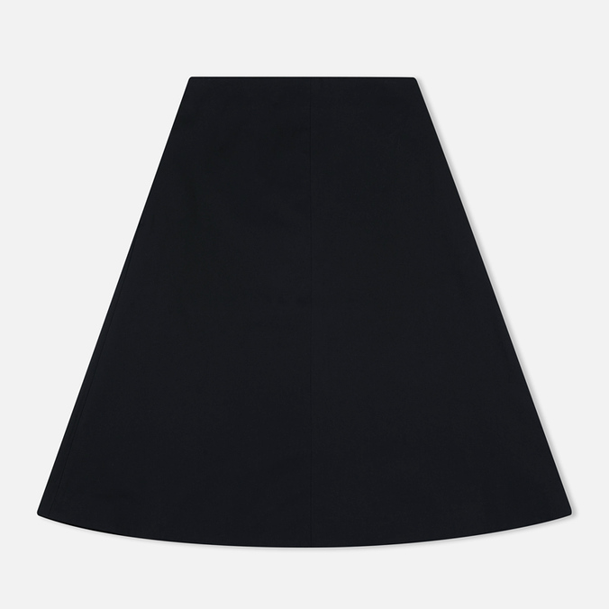 Женская юбка Norse Projects Nessa Cotton Twill Black
