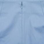 Norse Projects Nessa Cotton Twill Skirt Light Indigo photo- 2
