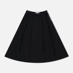 Женская юбка YMC Chino Black фото- 0