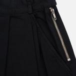 Женская юбка YMC Chino Black фото- 3