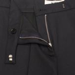 Женские брюки YMC High Waited Navy фото- 2
