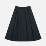 Женская юбка YMC Sheila Twill Navy фото- 0